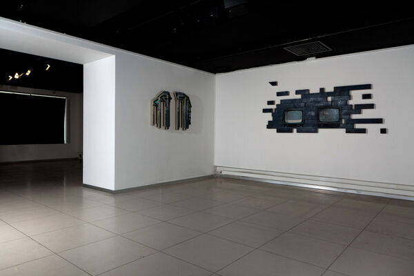 Partial Losses, installation view