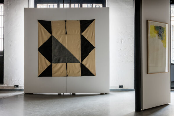 ABSTRACTIONS, installation view