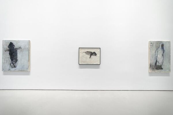 Susan Rothenberg, installation view