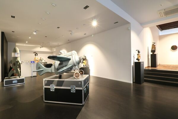 Timelapsus, installation view