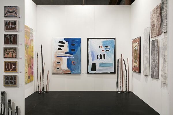 Cooee Art at Sydney Contemporary 2019, installation view