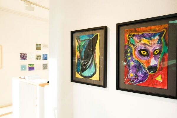 Collect 2, installation view