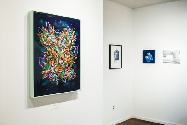 Remembered // Imagined: A Bicoastal Exhibition with Antler Gallery, installation view