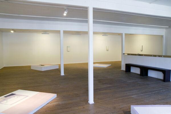 Ingólfur Arnarsson, Þuríður Rós Sigurþórsdóttir, installation view
