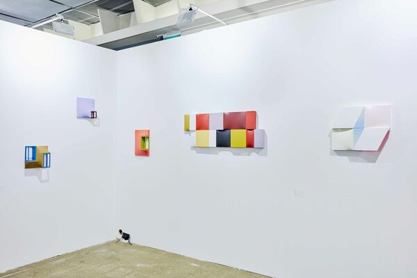 VILTIN Gallery at Art Market Budapest 2018 | booth G106, installation view