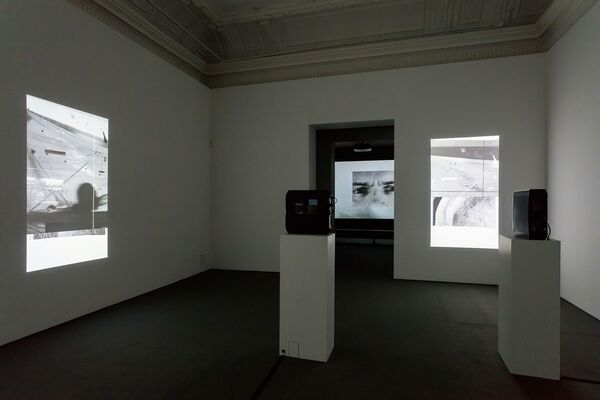 James Richards: Requests and Antisongs, installation view