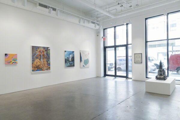 Your Favorite Artist's Favorite Artist II, installation view