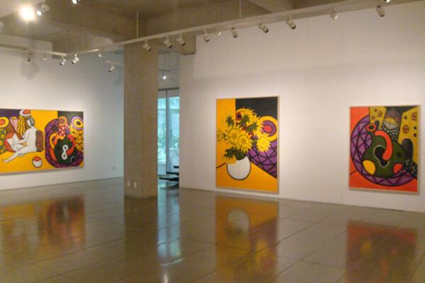 Chae Tongyull, installation view
