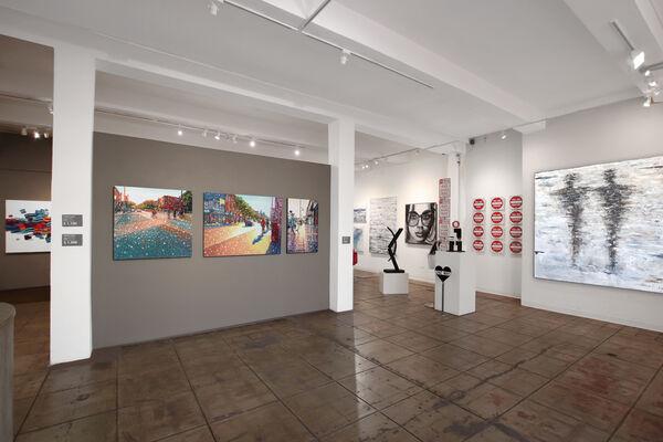 Marginal Activities, installation view