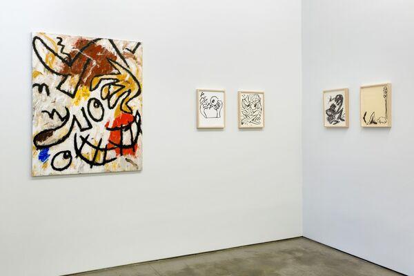 Ricardo Gonzalez: JAUNTY JUKE, installation view