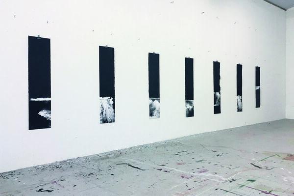 HackelBury Fine Art at Art Central 2016, installation view