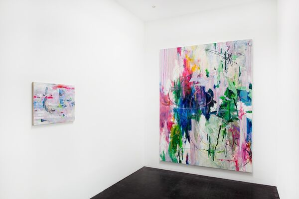 The Middle Distance, installation view