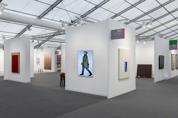 Kukje Gallery at Frieze London 2018, installation view