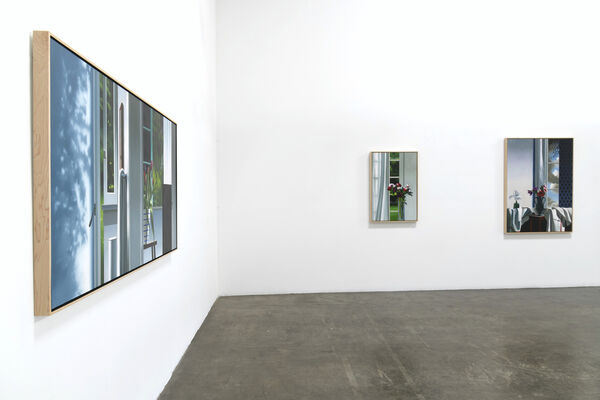 Bruce Cohen | Recent Paintings, installation view