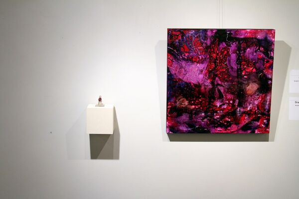 Dual Inspiration, installation view