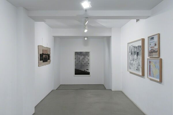 What Is And What Has Been, installation view