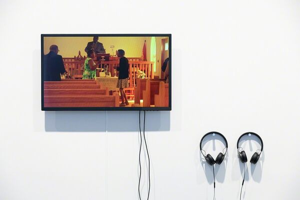 Ari Marcopoulos. 3 Films. 3 Photographs., installation view