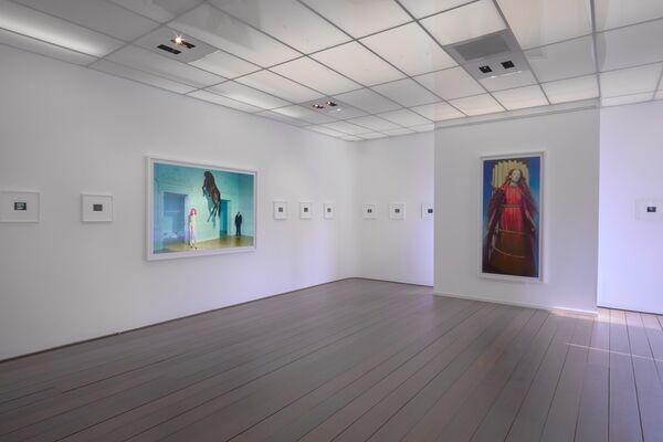 Miles Adridge - Art History, installation view