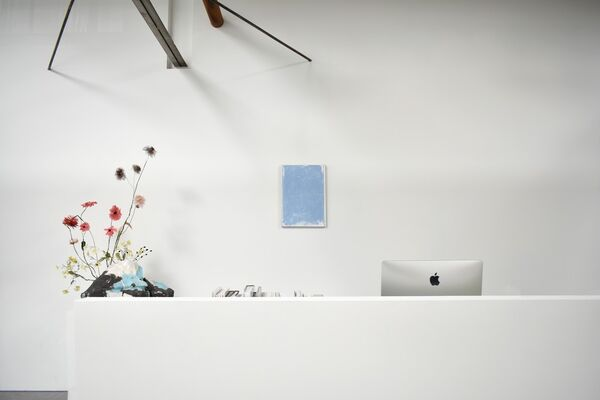 John Zurier - Dust and Troubled Air, installation view