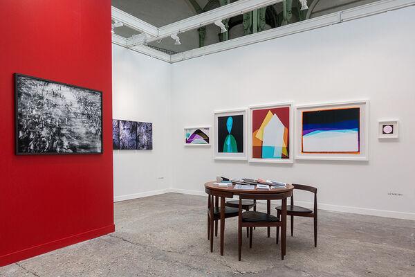 NextLevel Galerie at Paris Photo 2016, installation view