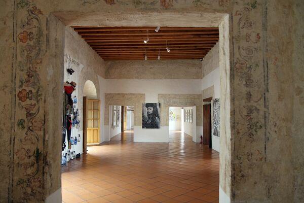 LA CUENTA LARGA, installation view