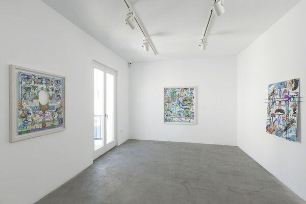 Incognito, installation view