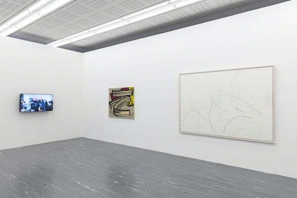 The Gestural, installation view