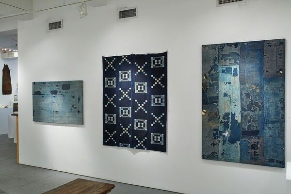 On Love and Barley, installation view