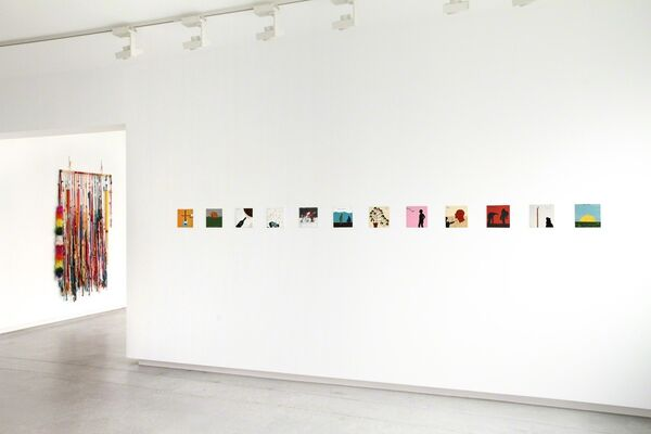 Lost In Space, installation view