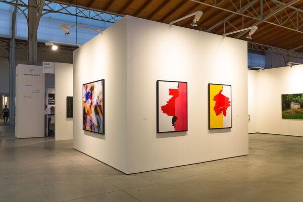 Taik Persons at viennacontemporary 2016, installation view