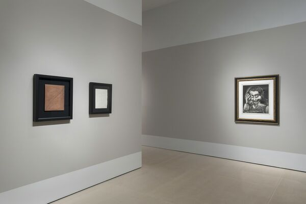 Imagining Backwards: Seven Decades of Picasso Master Prints, installation view