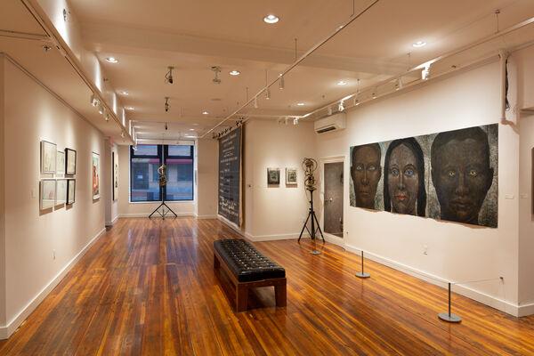 Matthew Swift Gallery at Palm Beach Modern + Contemporary  |  Art Wynwood, installation view