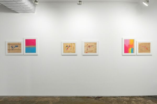 Every 16 Hours, installation view