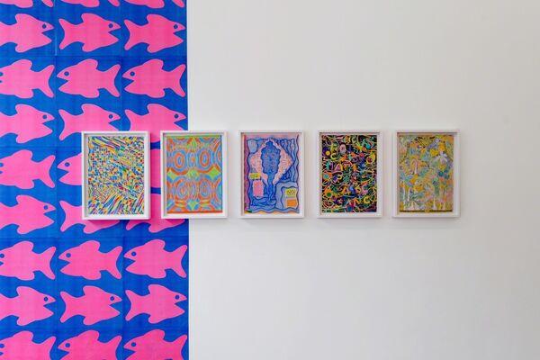 Koen Taselaar: Tofu Feelings, installation view