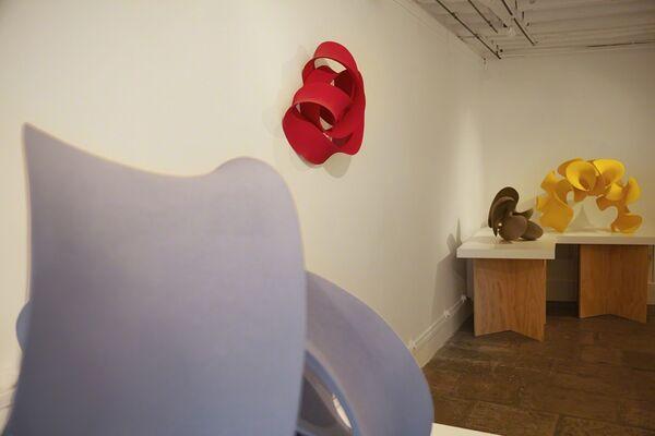 Merete Rasmussen, installation view