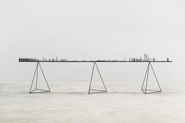 C-Space at Art Basel in Hong Kong 2017, installation view