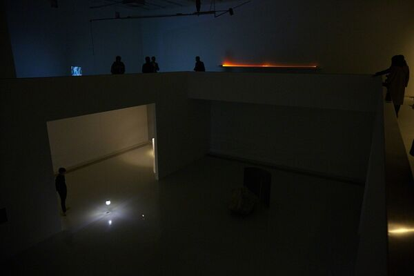 LIAO Fei: This Sentence is False, installation view