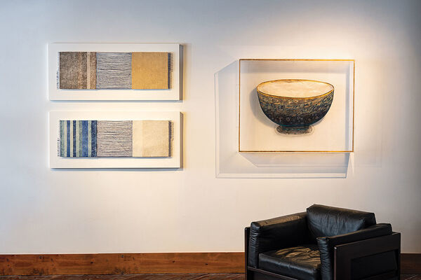 Transforming Tradition: Japanese and Korean Contemporary Craft, installation view