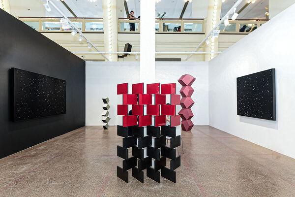 Simon Lee Gallery at ART021 Shanghai Contemporary Art Fair 2019, installation view