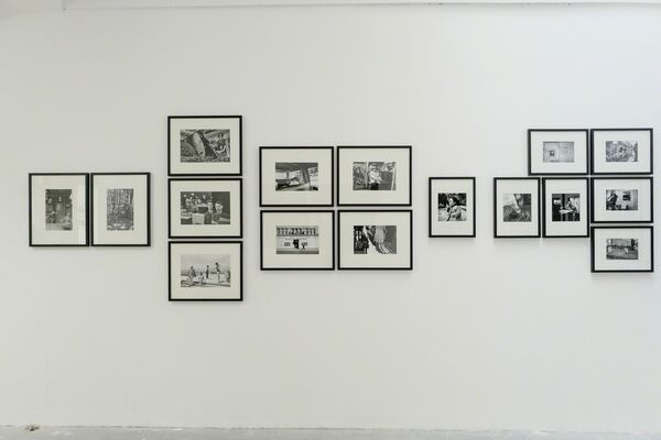 Belfast and other stories, installation view