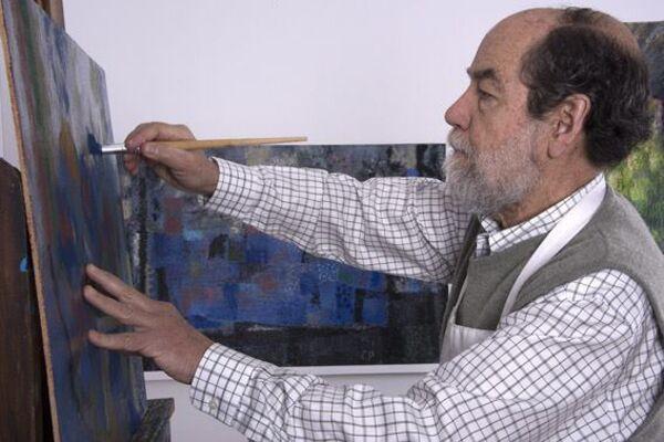 Carlos Pellicer: Abstracto, installation view