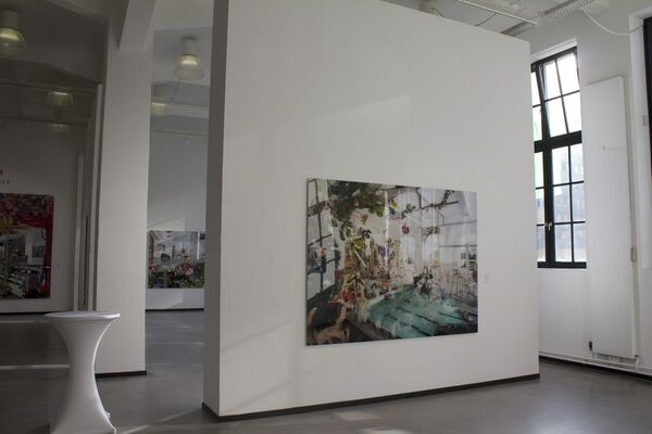 Painting of the 21st Century II, installation view