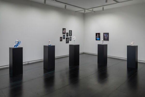 Absence of Myth, installation view