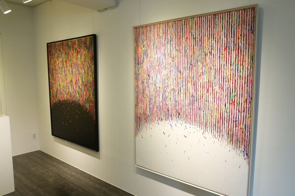 Hur Kyung-Ae, installation view