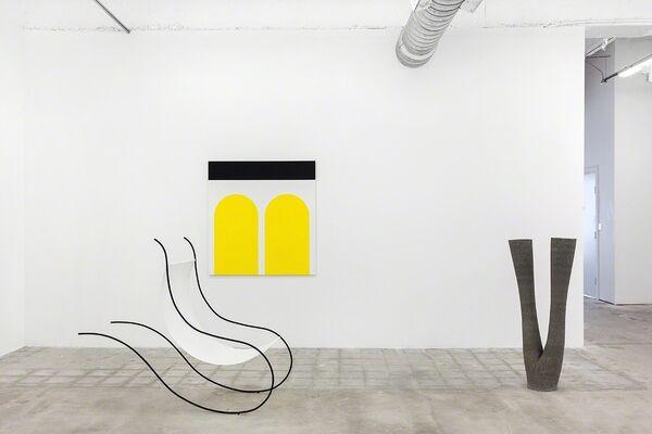 Math Bass: Bloomies, installation view