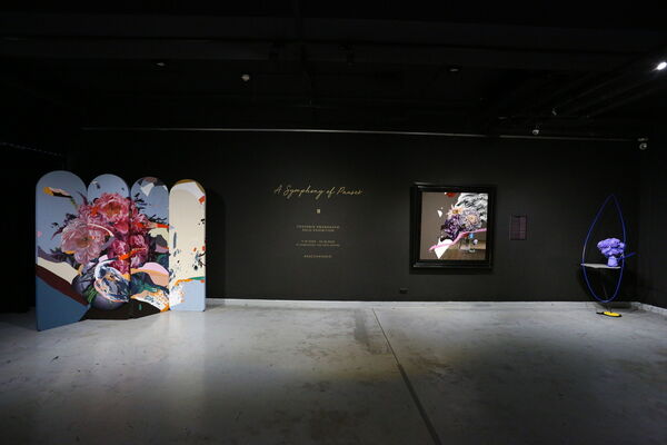 A Symphony of Pauses | by Chayanin Kwangkaew, installation view