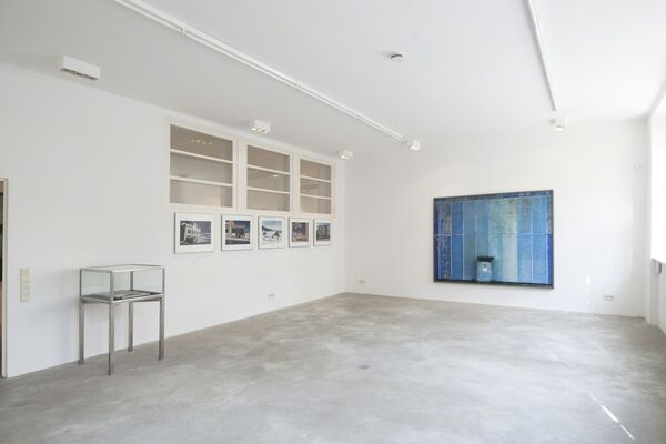 Latest Finds, installation view