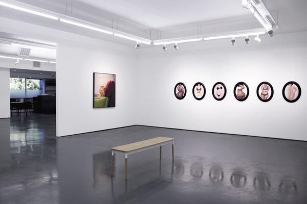 Frances Goodman | offstage, installation view