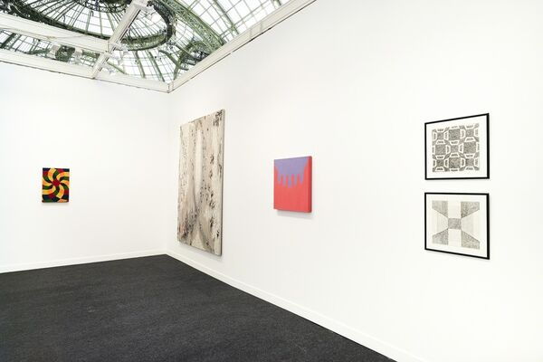 Fergus McCaffrey at Frieze New York 2016, installation view