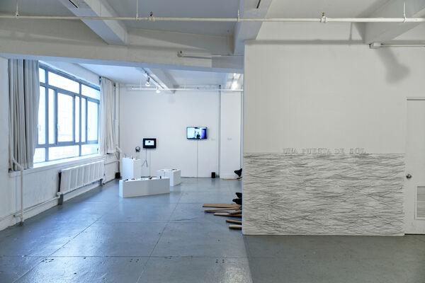 A Certain Urge (Towards Turmoil), installation view